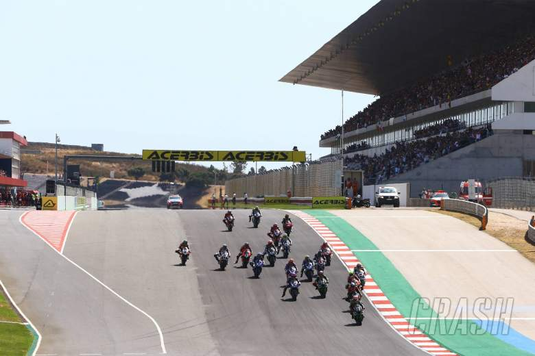 Aleix: Portimao 'very fun, super difficult' to learn