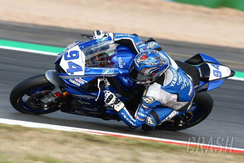 Perolari slides to maiden World Supersport pole position
