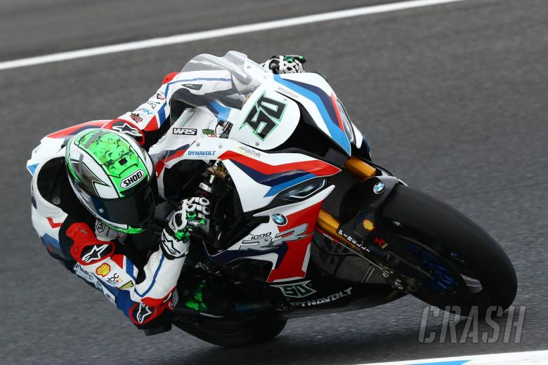 Eugene Laverty expects BMW WorldSBK wins 'sooner rather than later'