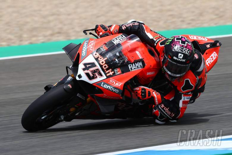 Redding sends a message with classy Jerez WorldSBK win over Rea
