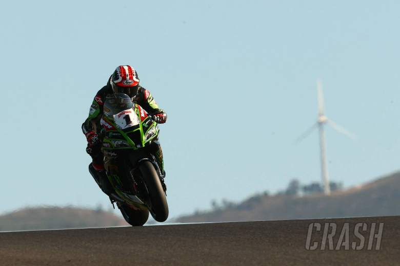 Peerless Rea completes dominant WorldSBK triple in Portimao