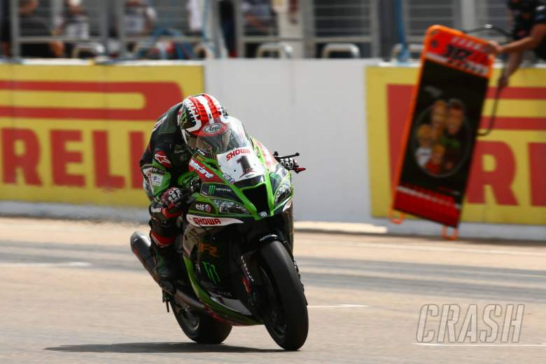 Rea snatches fourth consecutive WorldSBK pole in Catalunya