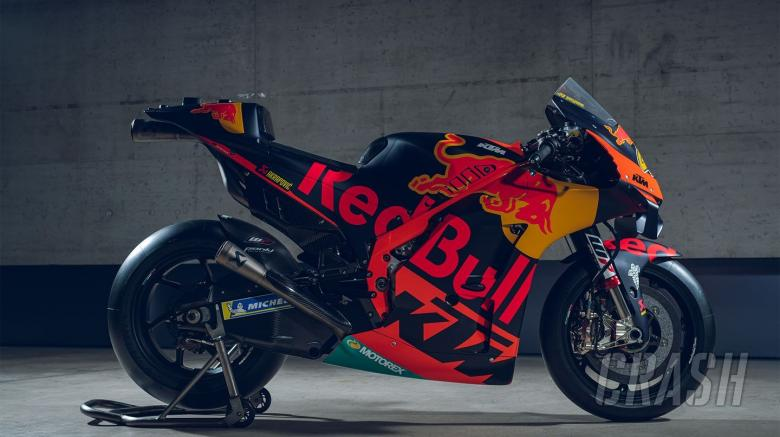 Red Bull KTM, RC16,