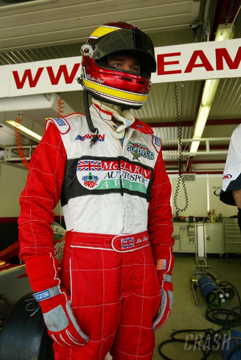 McLaren 'Young Drivers' get taste of F1.