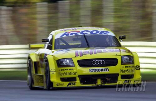 Aiello leads Audi 1-2 at the Nurburgring.