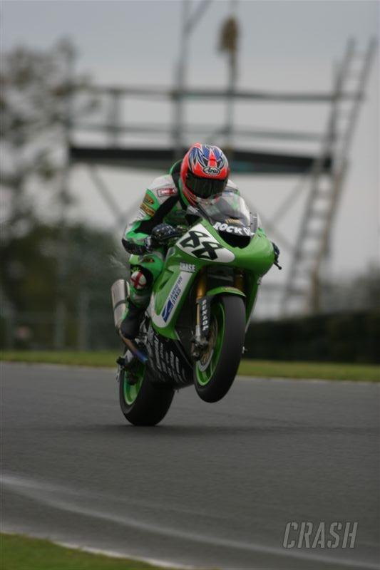 MSS Discovery to Superbikes with Da Costa in 2005.