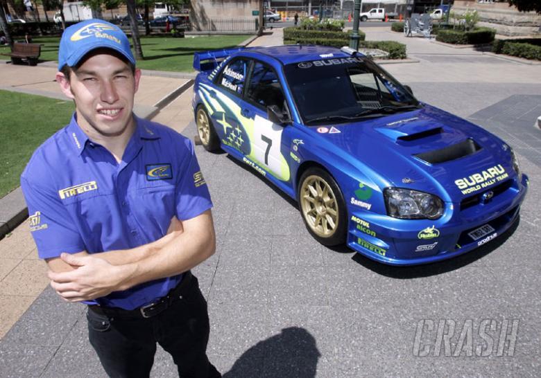 Atkinson completes Subaru line-up.