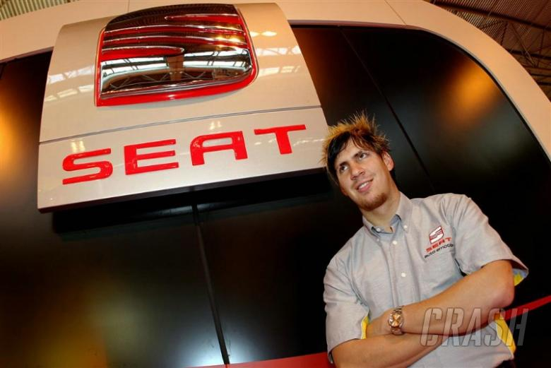 SEAT name new race team manager.