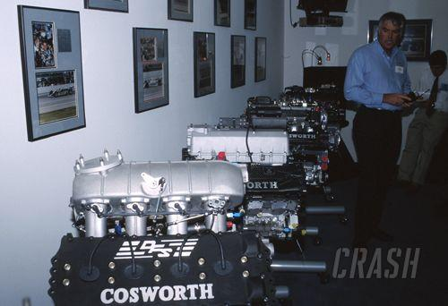 2003 Cosworth engine puts in perfect run  | IndyCar | News