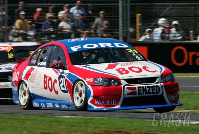 Brede to race Jones' BA at Mallalla.