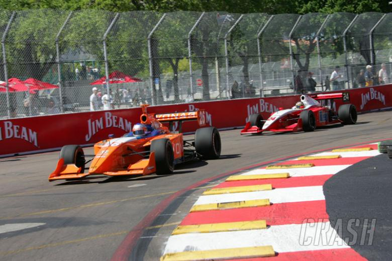 MIPS: Mansell to partner Andretti on road courses.