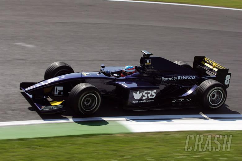 GP2: Race result (2) - Imola.