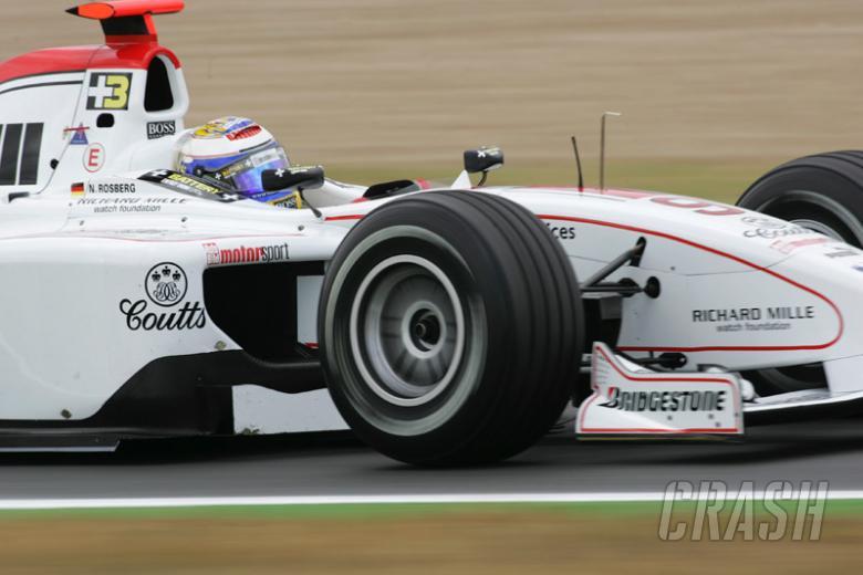 GP2: Race results (1) - Silverstone.