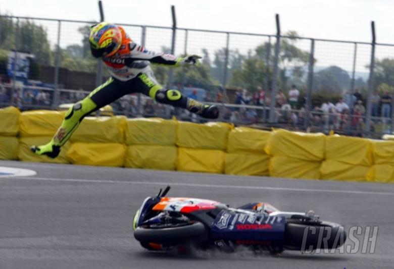 Rossi: 2002 was biggest change