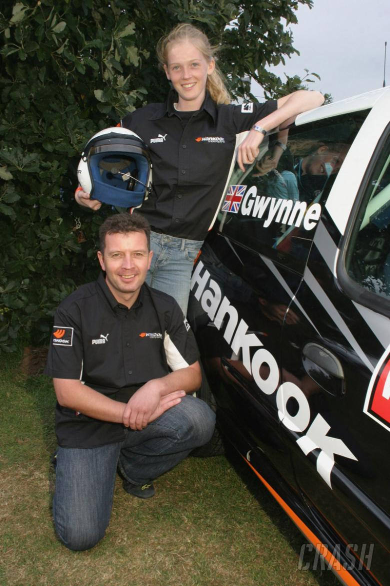 Hankook completes Rally GB line-up with Mcvay.