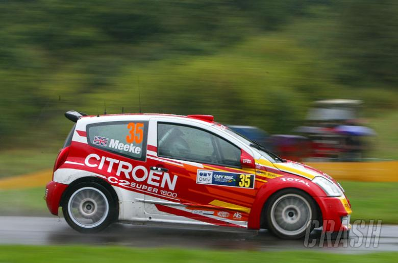 JWRC: Sordo and Meeke 1-2 for Citroen.