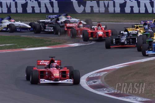 Race Result - Nurburgring.