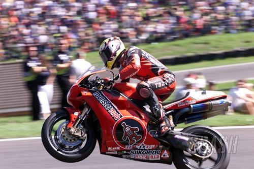 Ducati Monster S4 challenge 2002.