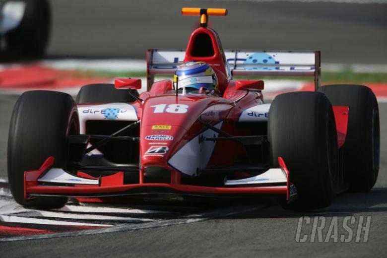 Nurburgring 2006: Hamilton does 'Ring double.