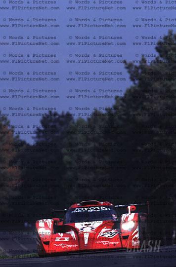 V12 ban delayed Toyota entry.