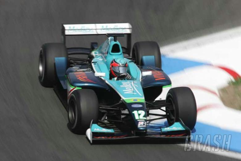 Hungaroring 2006: Piquet perfect.