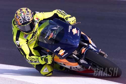 MotoGP World Championship entry list.
