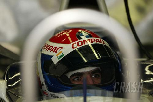 Schumacher succumbs to after-effects, Gene to sub.