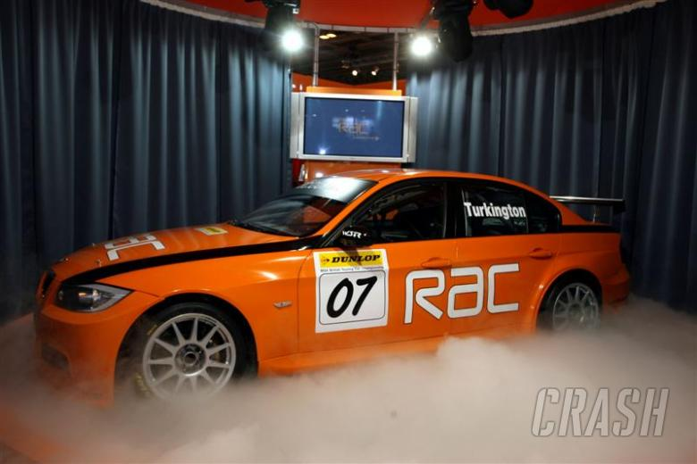BMW delighted with RAC deal.