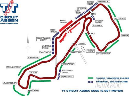 MotoGP: Officials enthusiastic about new TT Circuit Assen.   News