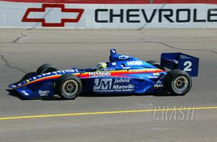PJ Jones released from hospital  | IndyCar | News | Crash