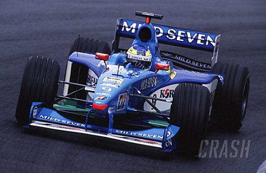 Benetton To Claim For Monza Damage.