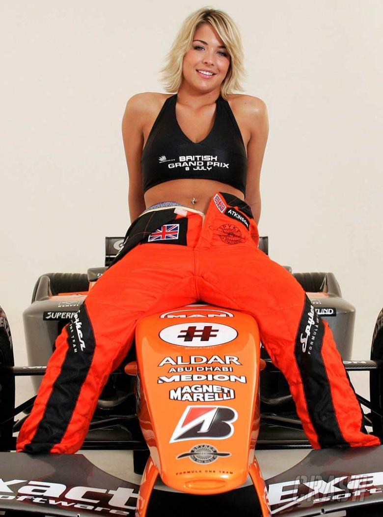 <I>Hollyoaks</I> star gets British GP role.