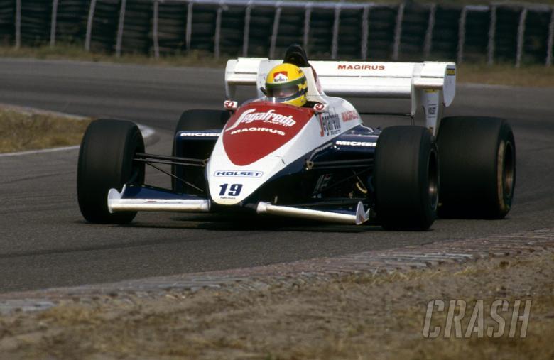 Ex-F1 engine supplier Brian Hart passes away
