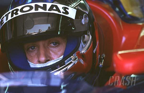 Alesi: Salo Is Wrong Choice.