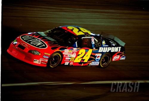 Chevrolet introduces 'Jeff Gordon' Monte Carlo.