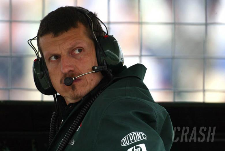 Steiner out, Pitchforth in at Jaguar.