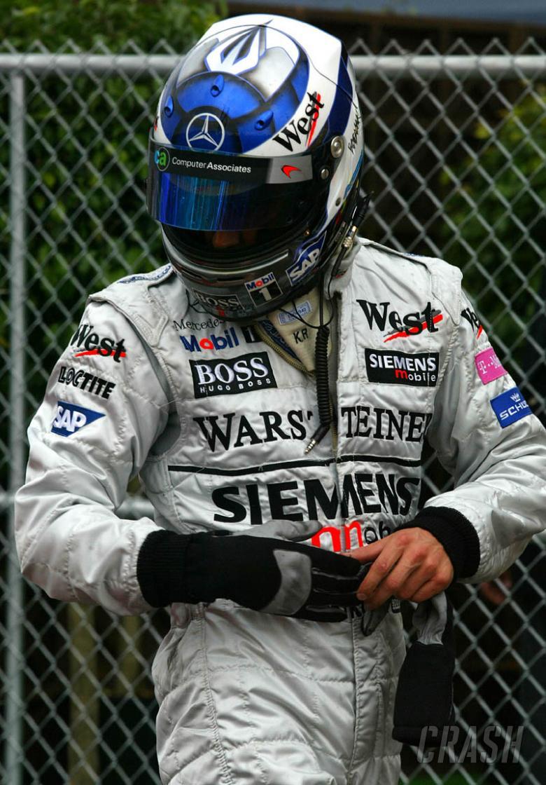 Jerez test - day three: 14 December.