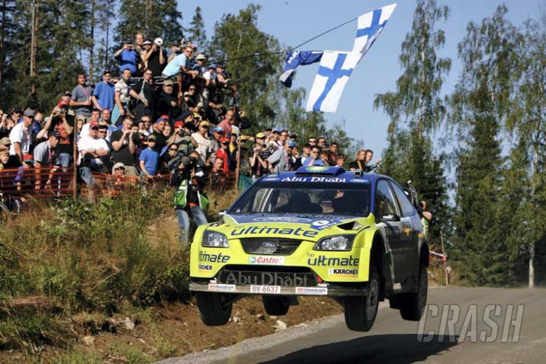 Full Rally Finland entry list published.