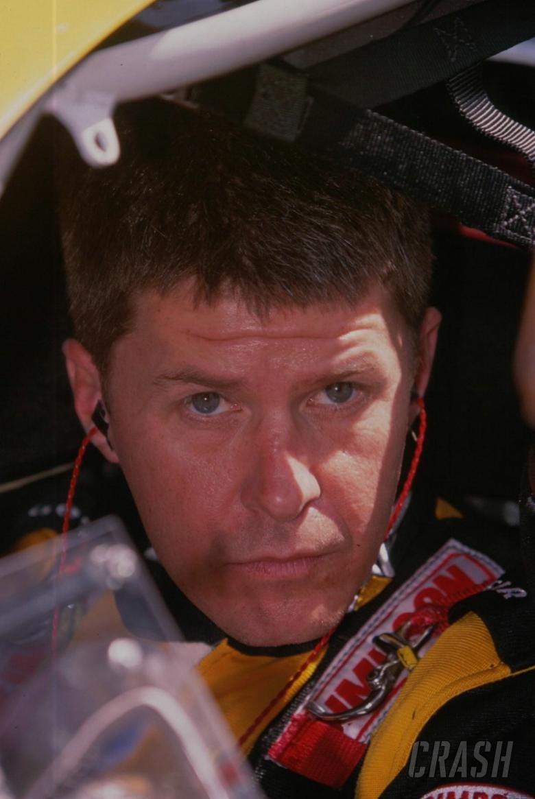 Burton to drive NetZero HiSpeed Pontiac in 2004.