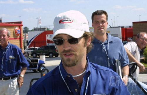 Priestley released from hospital  | IndyCar | News | Crash