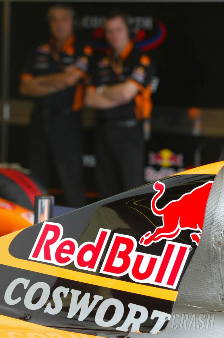 Red Bull confirms Jaguar buy-out.