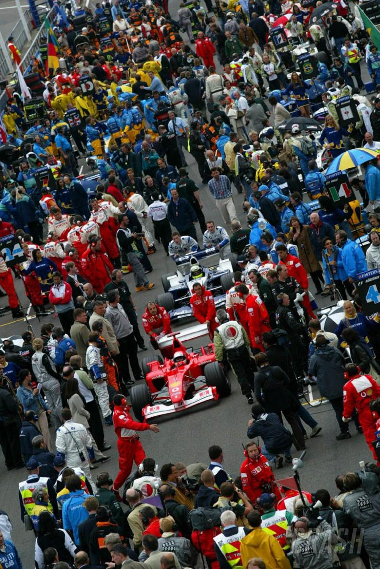 FIA announces radical changes for F1.