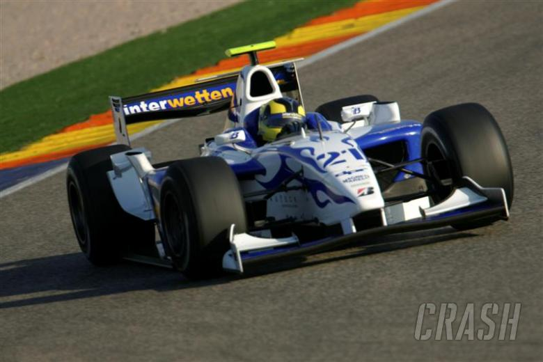 Valencia 2007: Glock takes title in style.