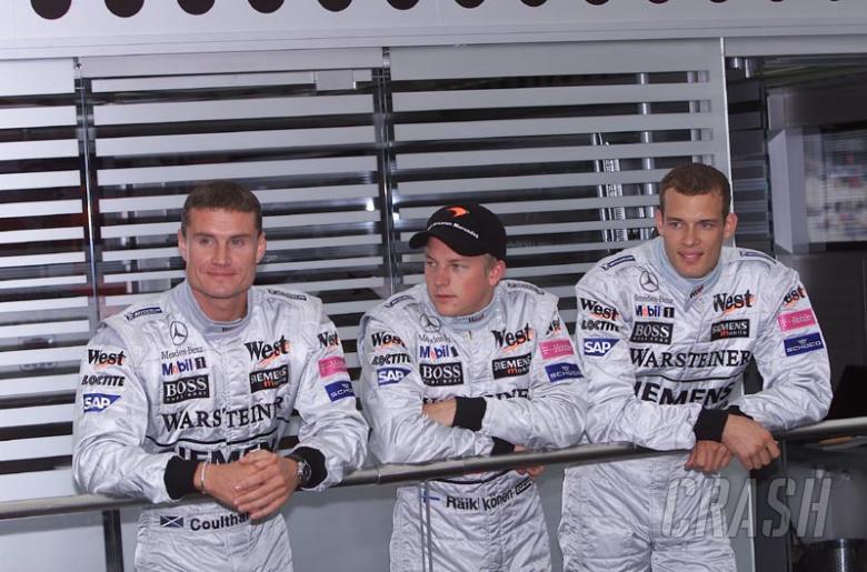 Wurz: McLaren can beat Ferrari.