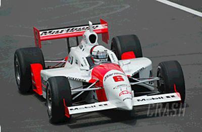 De Ferran leads Penske 1-2.