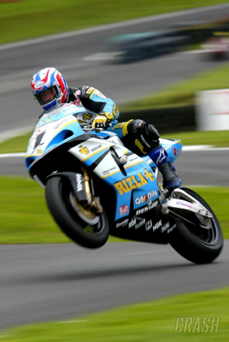 JR sticks with Suzuki.