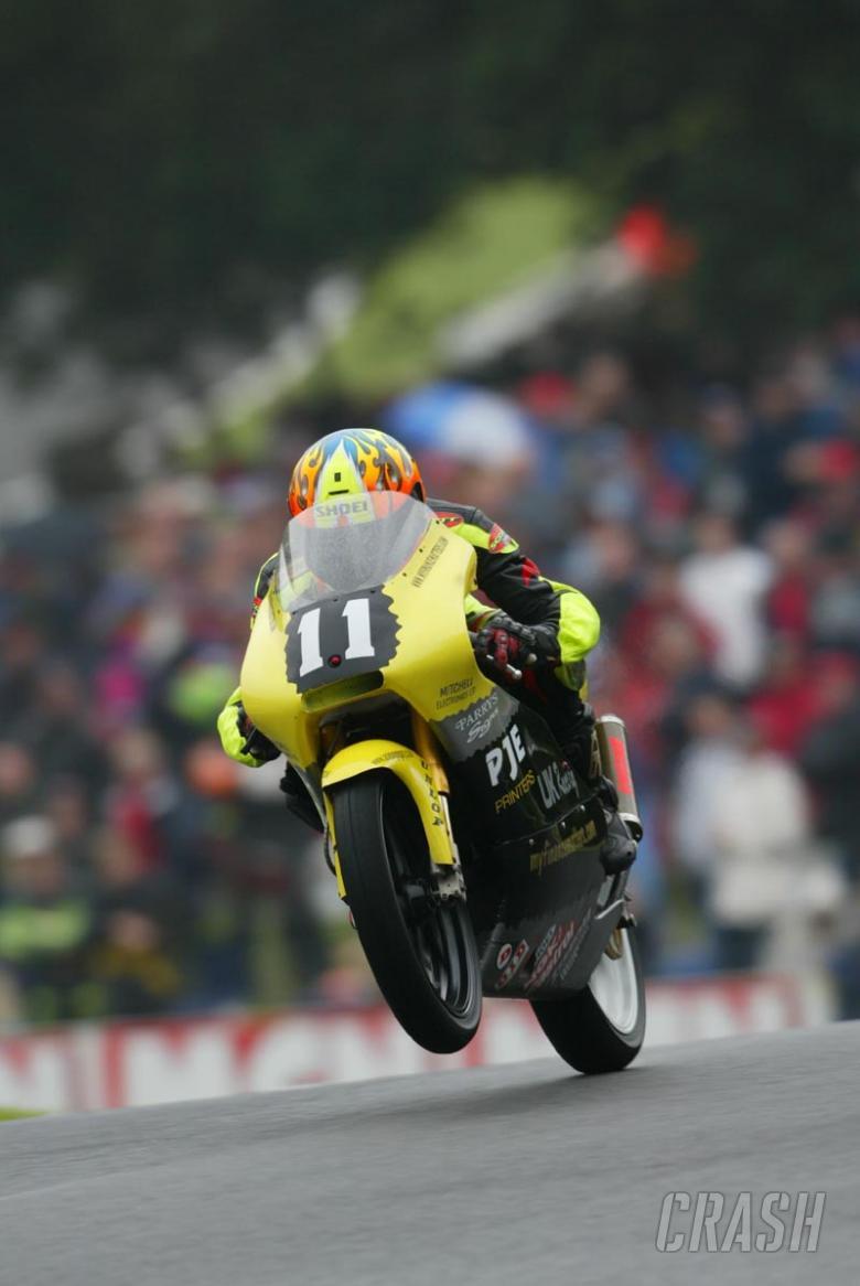 UK1 Racing announces line-up, GP plans.