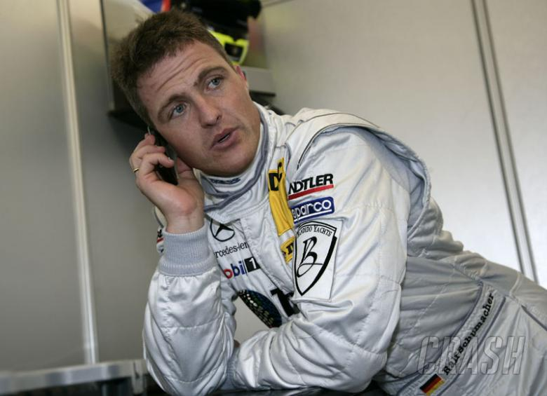 Ralf Schumacher 'rejected F1 return'