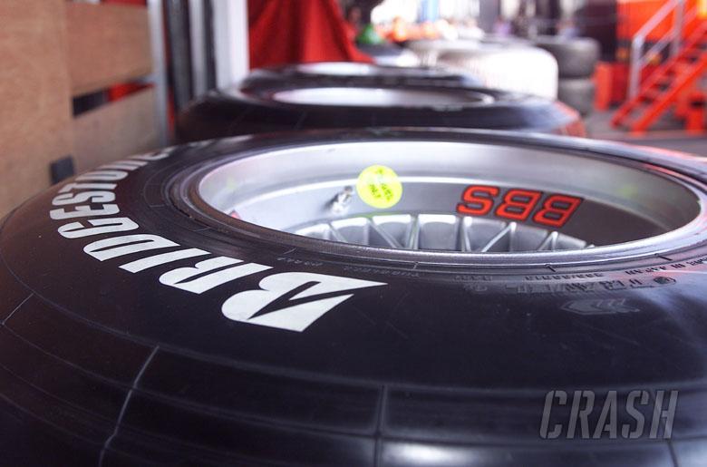 Bridgestone 'pleased' following Barcelona test.