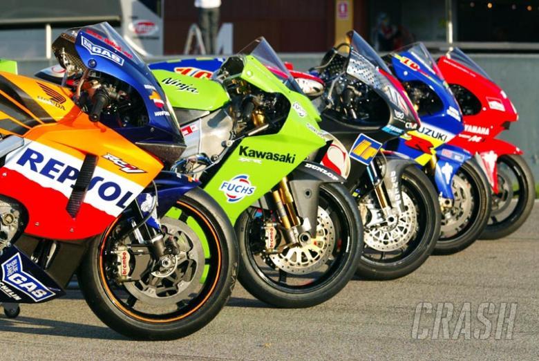 Red Bull Yamaha reborn as Harris WCM!